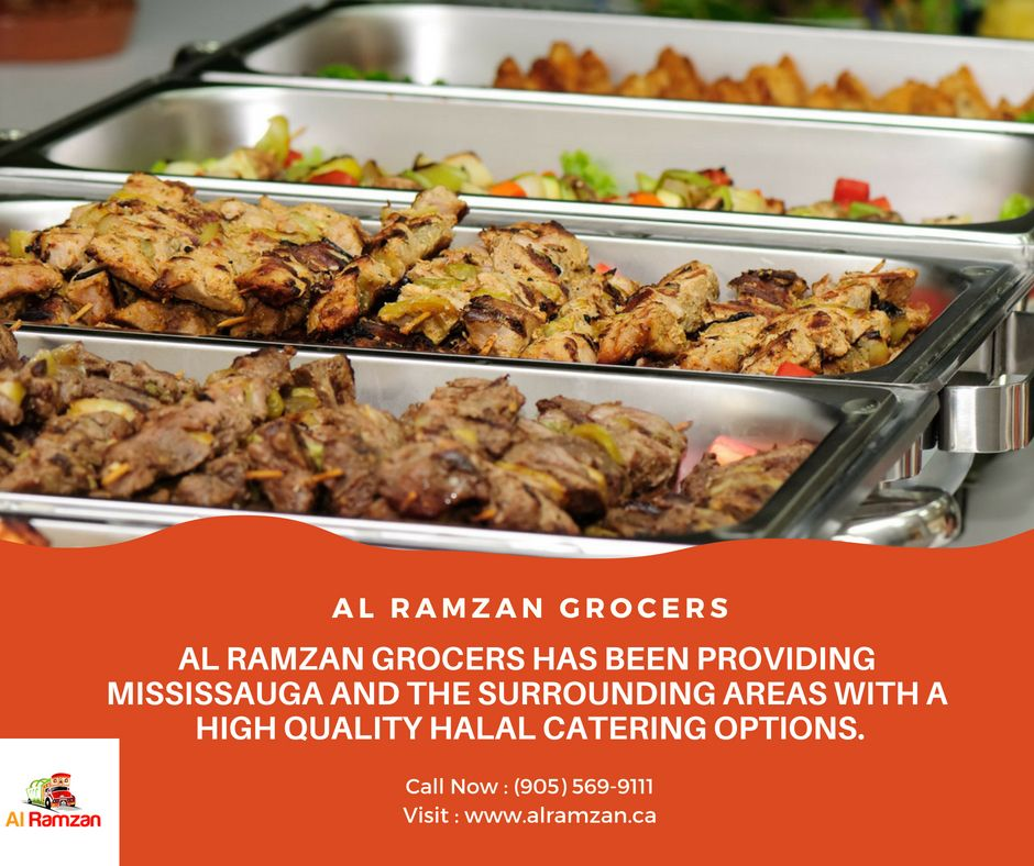 Al Ramzan Grocers Is A Premium Grocery Store With Strong Family Values Contact Us 3450 Ridgeway Dr Mississauga On L5l 5y6 905 Catering Options Halal Food