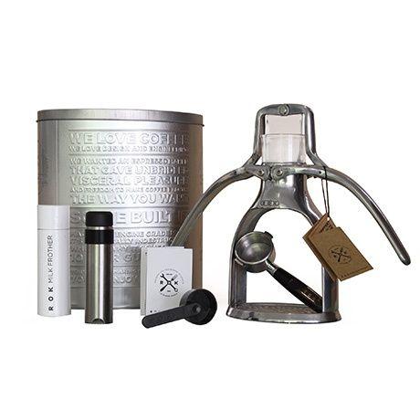 ROK Espressomaschinen-Set | Shit I Wanna Have | Pinterest | {Espressomaschinen 11}