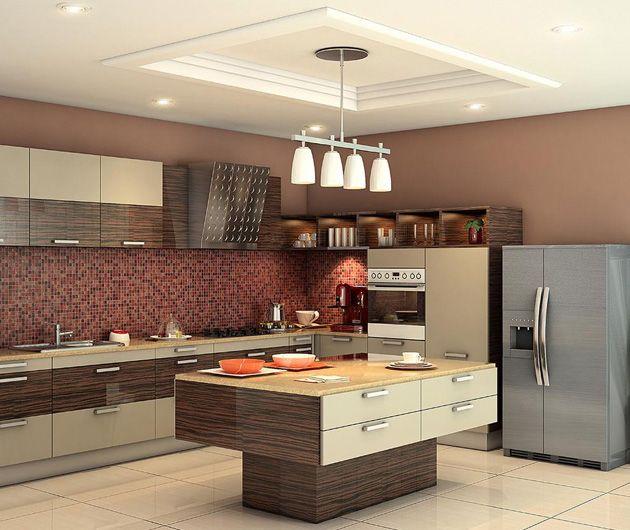 Johnson Kitchens Indian Kitchens Like The Backsplash Kitchen Solutions Indian Kitchen U Shaped Kitchen