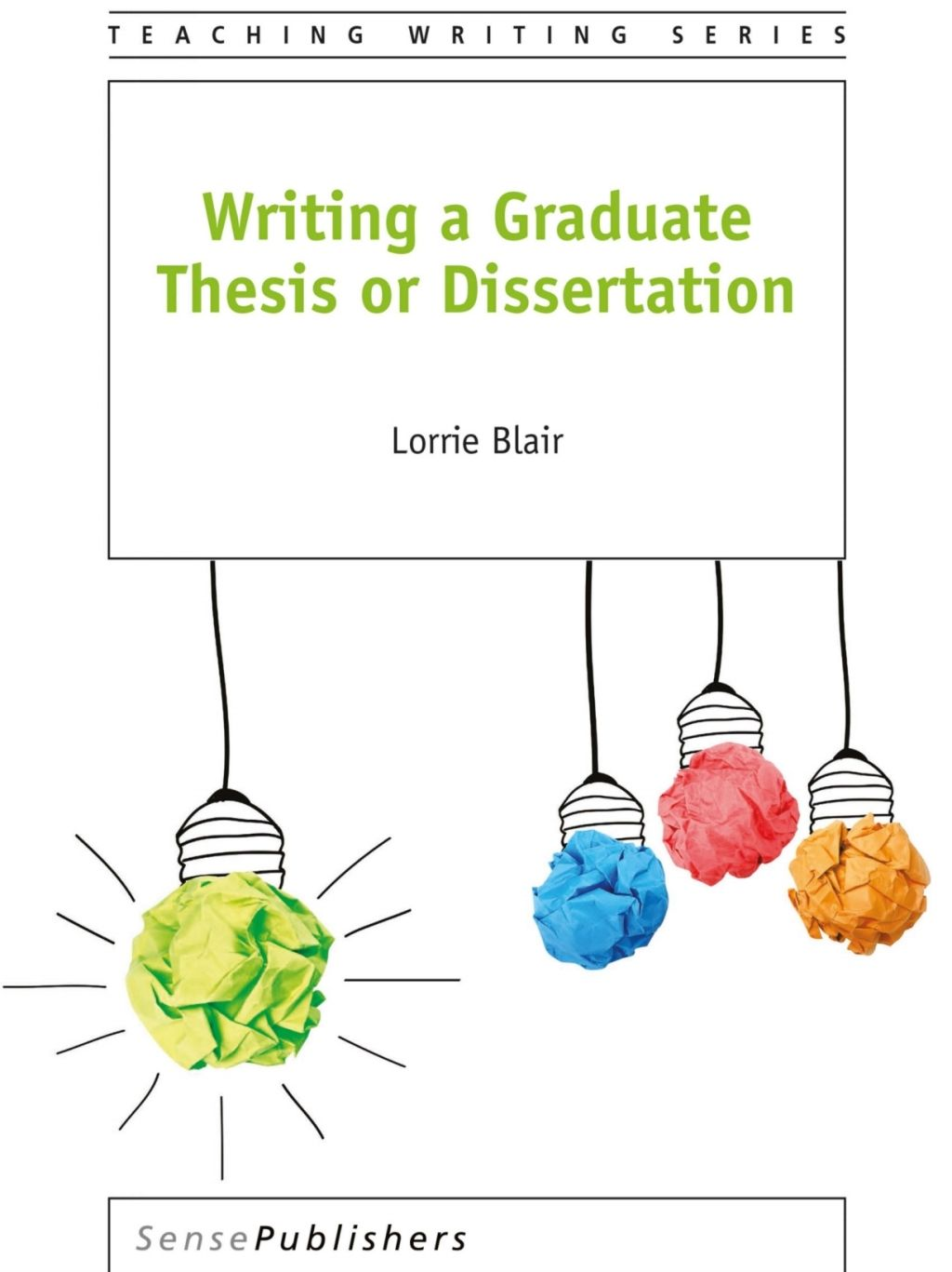 Masters thesis in education