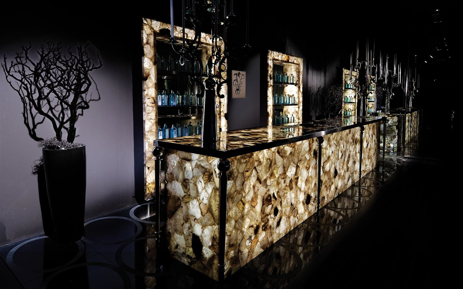 backlit black onyx - google search | rock hotel | pinterest