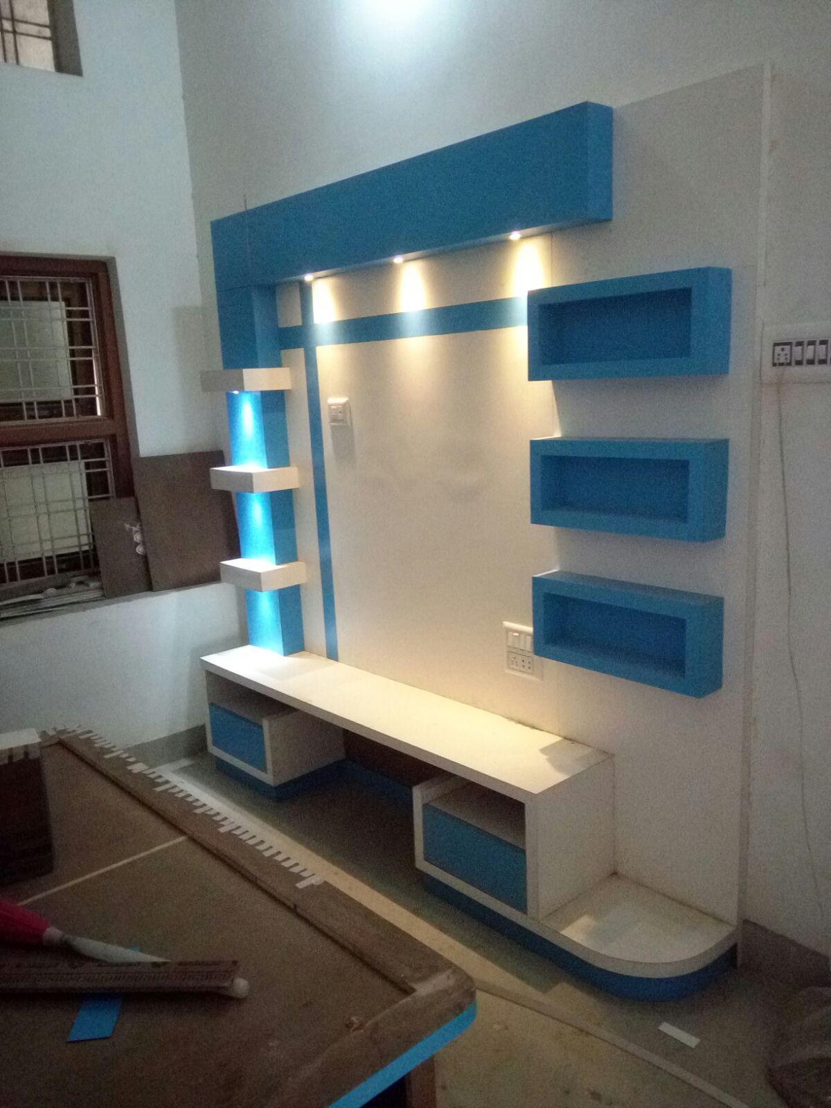 Lcd Panel Design, Interior
