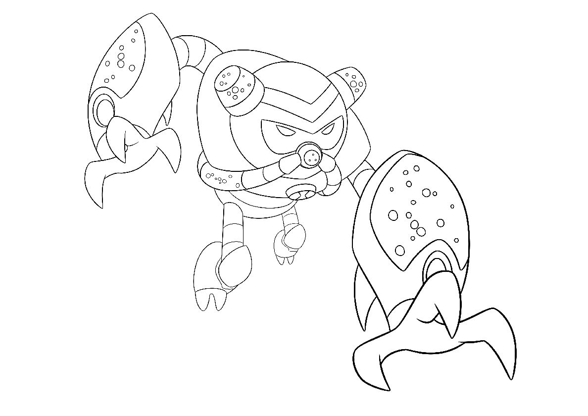 33 Ben 10 Coloring Pages For Kids More Printable Pictures On