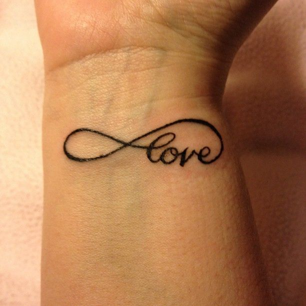 Love never ends...