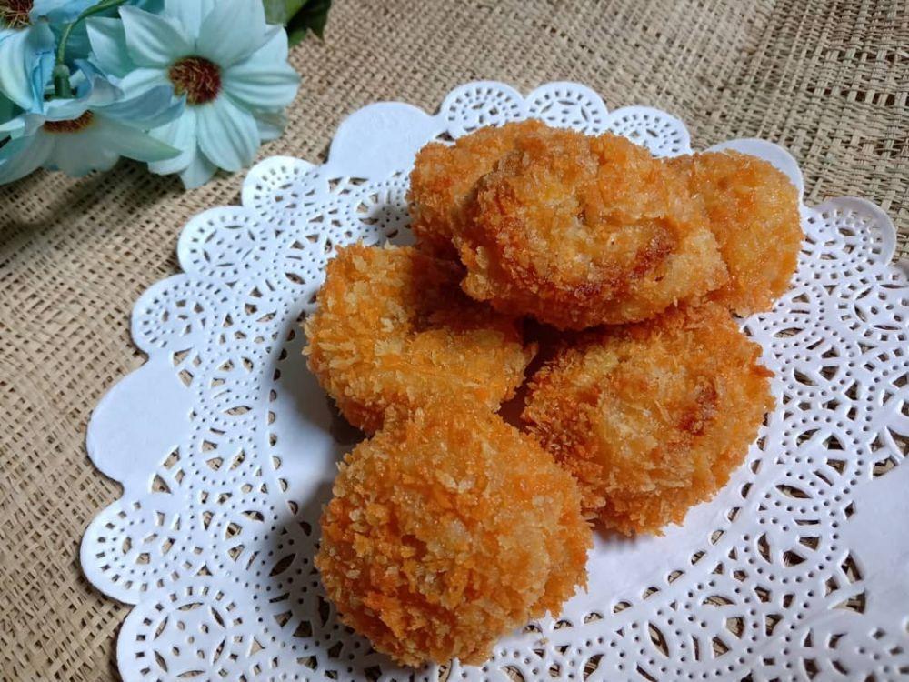 Resep Nugget Pisang Kekinian Istimewa Resep Pisang Makanan