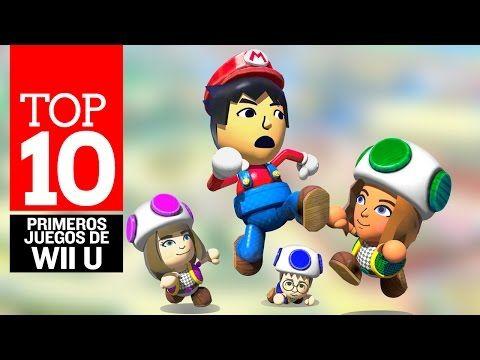 Los Mejores Juegos Para Wii U Youtube Furfru 89 Pinterest Wii