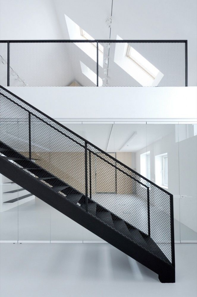 Terra Panonica Studio Autori Industrial Staircase Staircase | Replacement Handrail For Spiral Staircase | Staircase Kits | Floating Staircase | Modern Staircase Design | Staircase Ideas | Steel