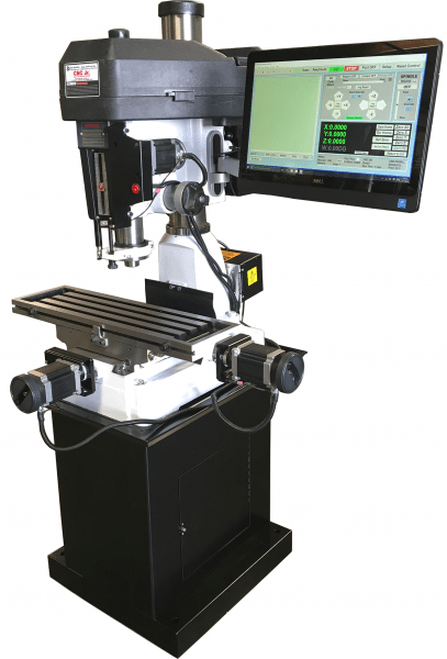 Cnc Jr Table Top Milling Machine For Masters