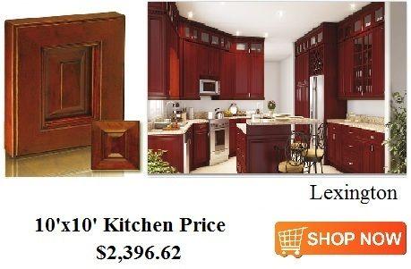 Adornus Lexington Cabinets From CabinetsDirectRTA.com