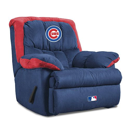 Chicago Cubs Recliner - MLB.com Shop | Baseball Fanatics ...