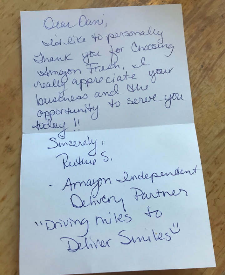 How To Write 'Thank You For Your Purchase' Notes [Examples