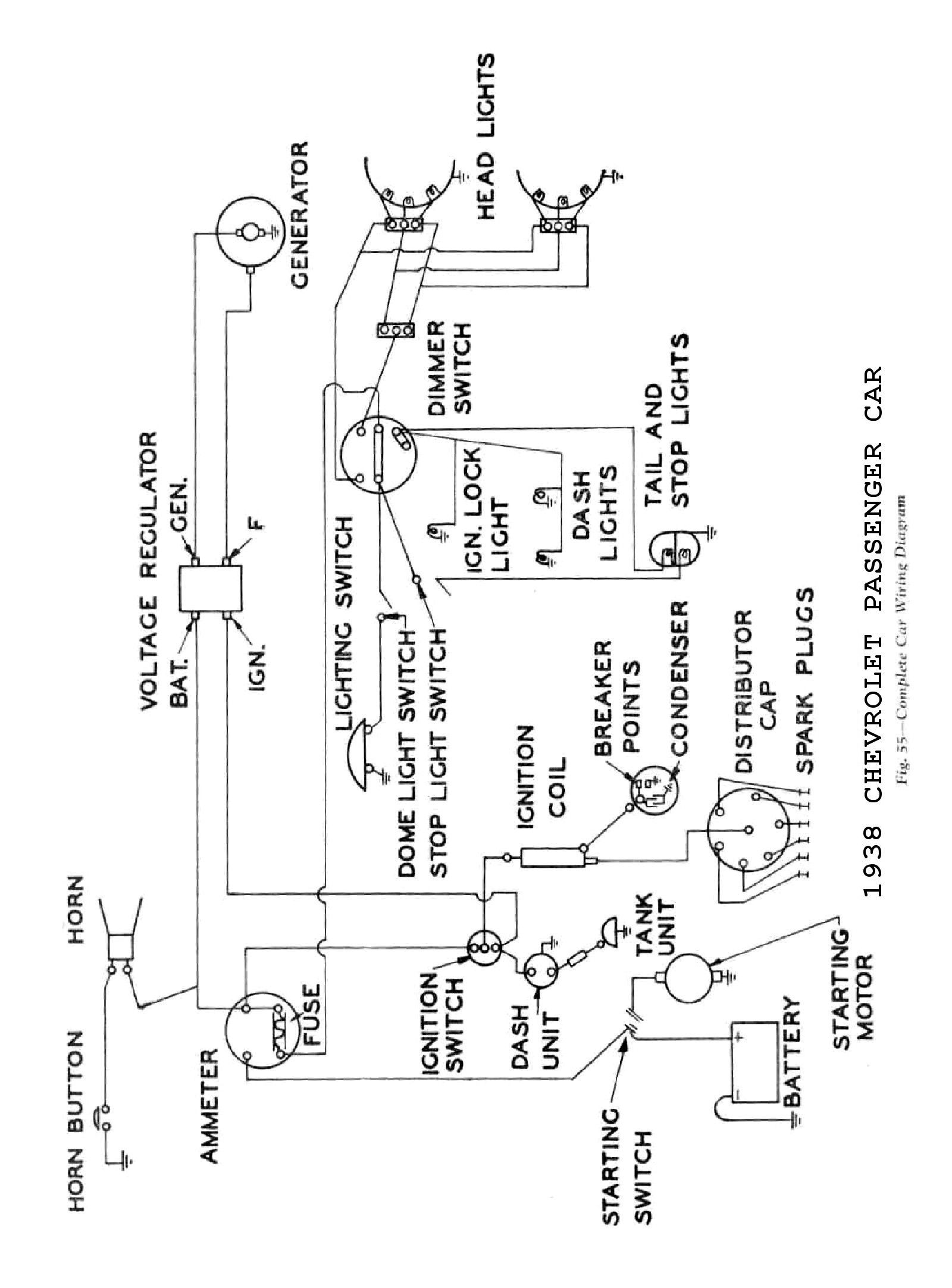 Chevy Wiring Diagrams In