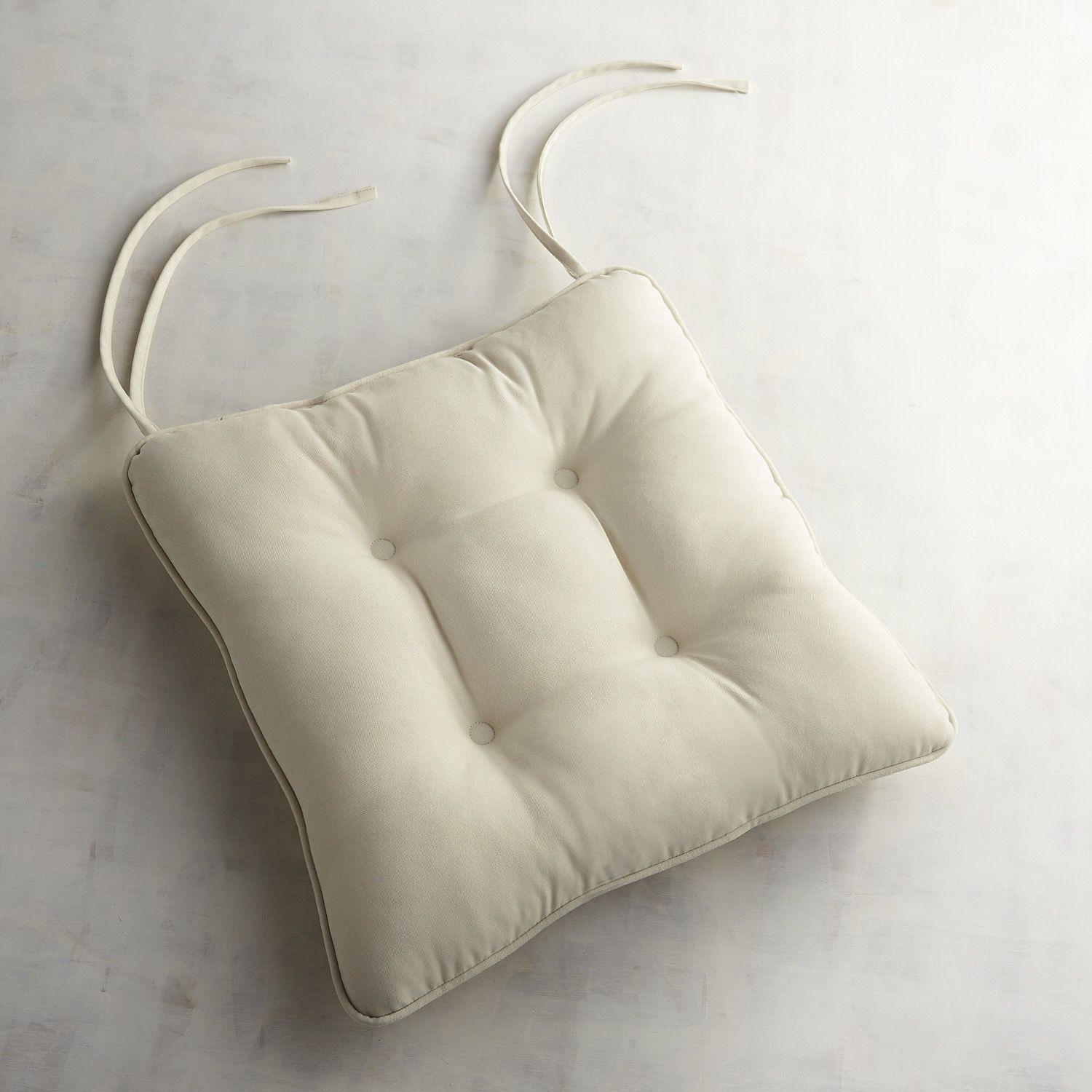 Square bistro cushion in calliope ivory products