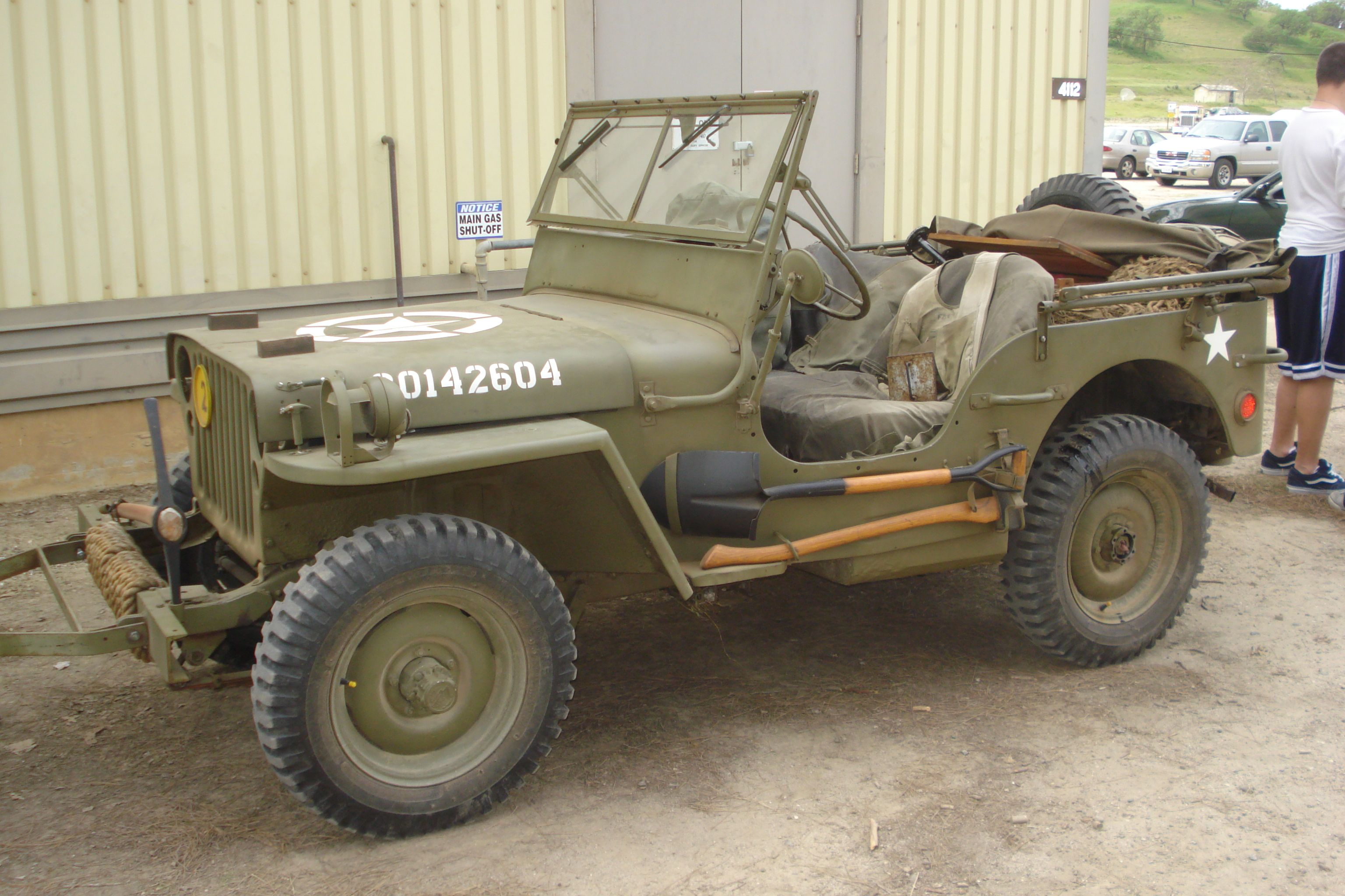 Jeep Willys For Sale 2014 WWII Willys Jeep