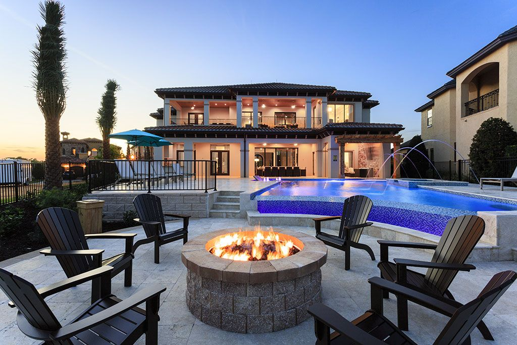 Reunion Resort Mansion With 8 Bedrooms And… | Luxurious and Modern ...