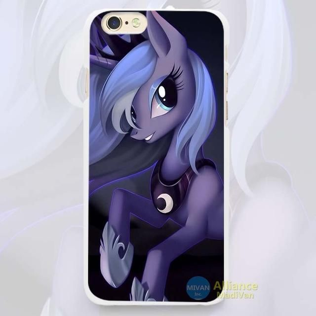 75b51a14e9e my little pony Hard White Cell Phone Case Cover for Apple iPhone 4 4s 5 5C  SE 5s 6 6s 7 Plus