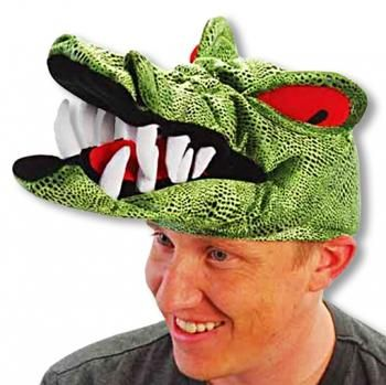 Alligator Hat for a funny outfit! Highlight yourself from those masses of  Harry Potter and