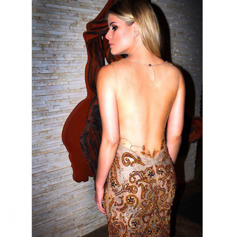 Vestido Alfreda, Blog Manú Carvalho
