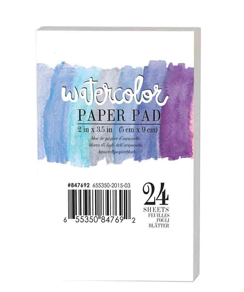 Prima 2 X 3 5 Watercolor Paper Pad Paper Pads Prima Watercolor