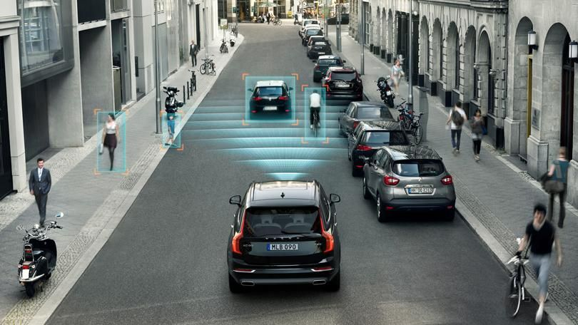 The Best DriverAssist Cars Volvo xc90, Volvo, Road safety