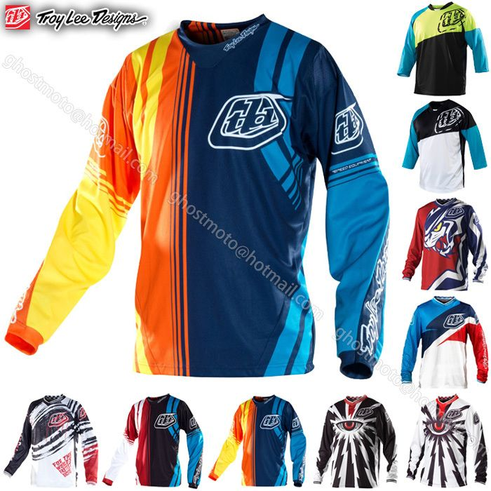 2013 Troy Lee Designs Tld Gp Air Stinger Motocross Jersey Mx Mtb