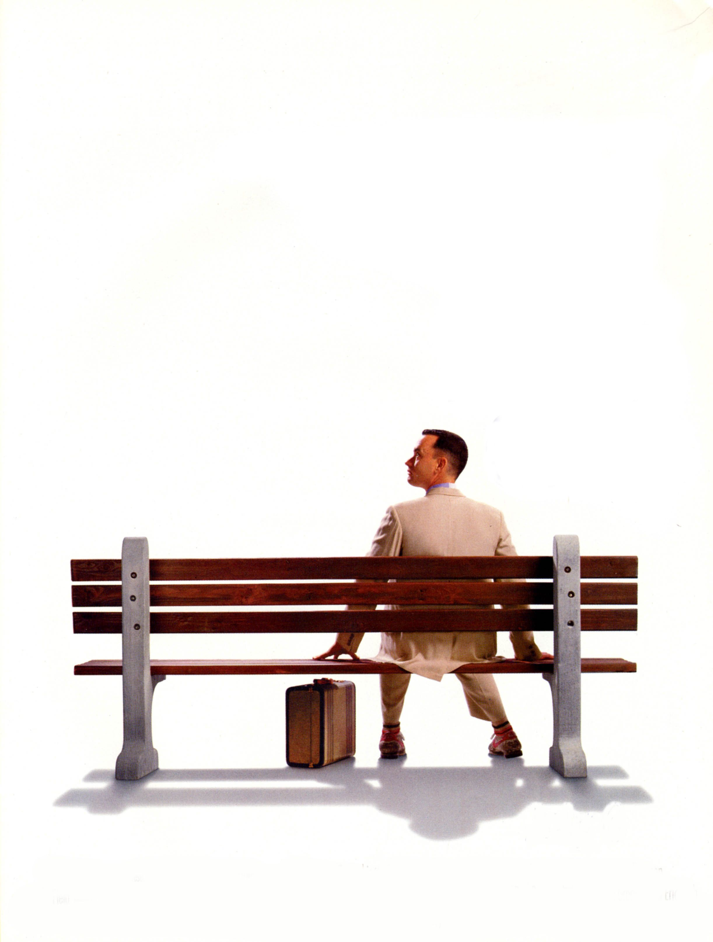 Are Movie Posters Even Better When The Text Is Removed Forrest