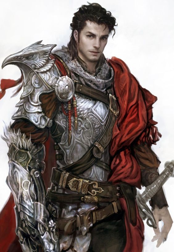 Fantasy warrior men - photo#30