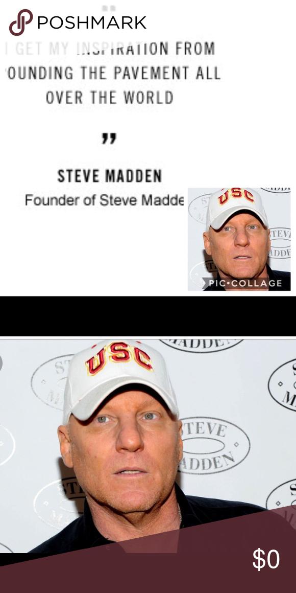 Steve Madden Steve Madden Born 1958 Is An American Fashion