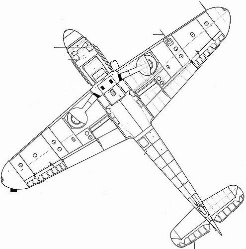 For Aero Modelers Messerschmitt Bf 109 G10 Details In