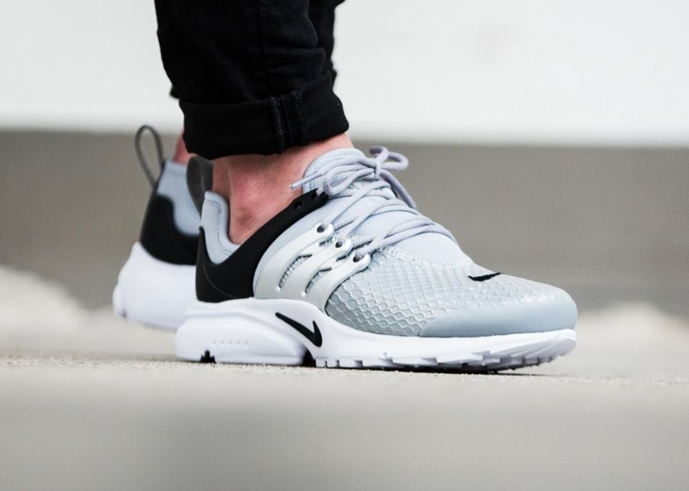 Silver Nike Air Presto Lateral Side | Athletic Footwear Mostly Nike |  Pinterest | Air presto, Athletic style and Athletic