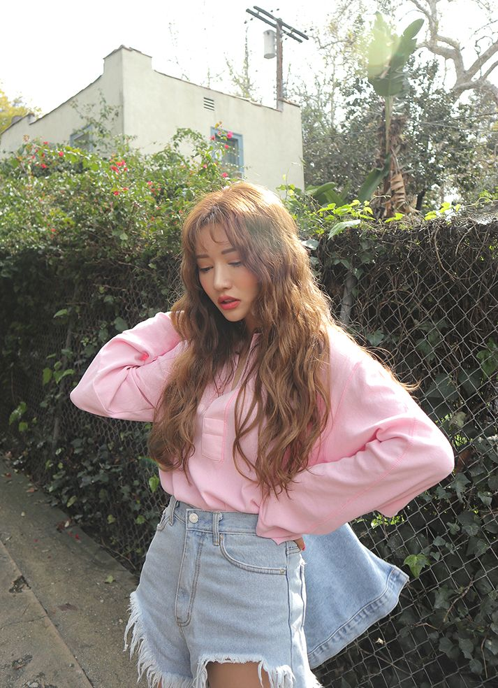 Aesthetic Korean Girl Outfits
