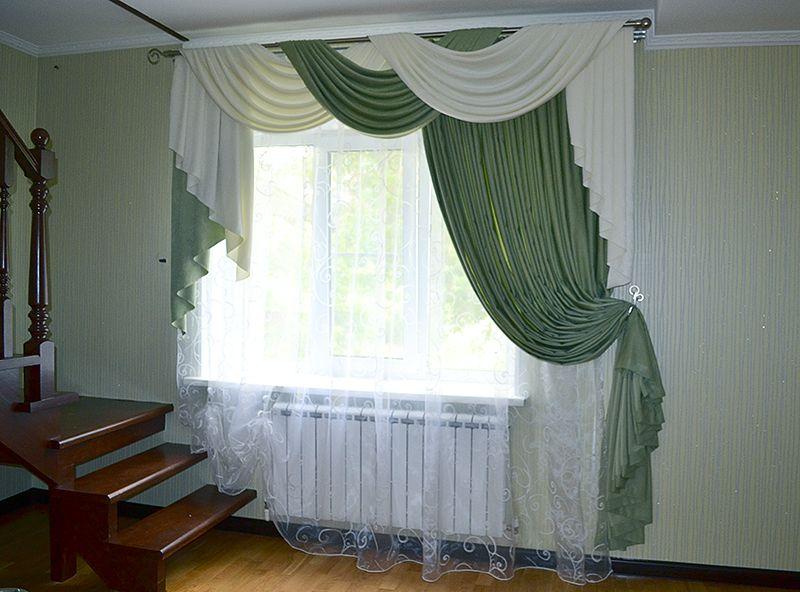 пошив штор на заказ от частного дизайнера