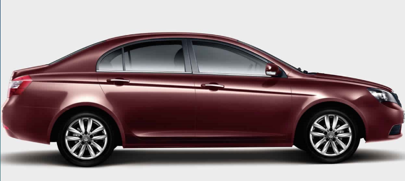 Geely Emgrand 2020 Car Suv Suv Car