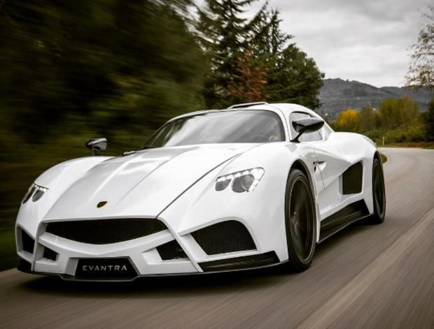 1 000 Hp Mazzanti Is World S Most Powerful Italian Sports Car Super Cars Super Sport Cars Fancy Cars