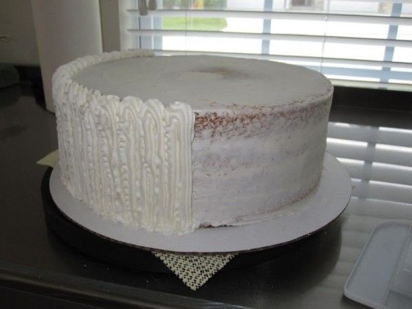 Buttercream icing recipe for fondant cake