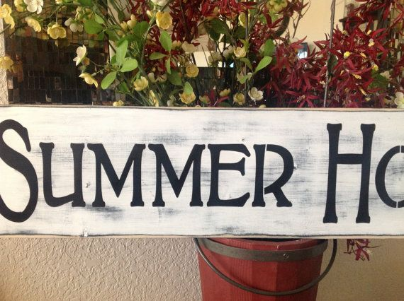 Welcome To The Lake Signs Decor Prepossessing Summer House Wood Primitive Sign Beach River Lake Bbq Cottage 2018