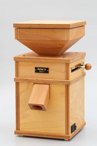 Электрическая домашняя мельница для зерна Hawos Queen 1 купить