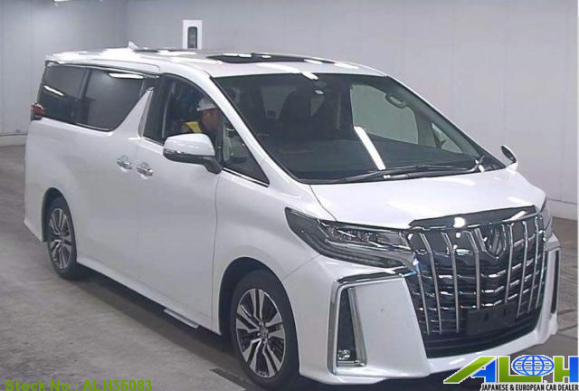 8418 Japan Used 2019 Toyota Alphard Agh30w For Sale Auto Link