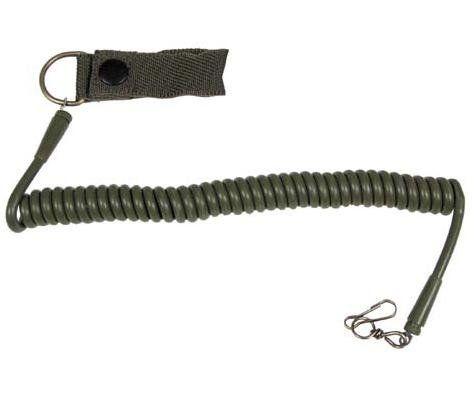 MFH Sicherheitsband für Pistole, oliv / mehr Infos auf: www.Guntia-Militaria-Shop.de