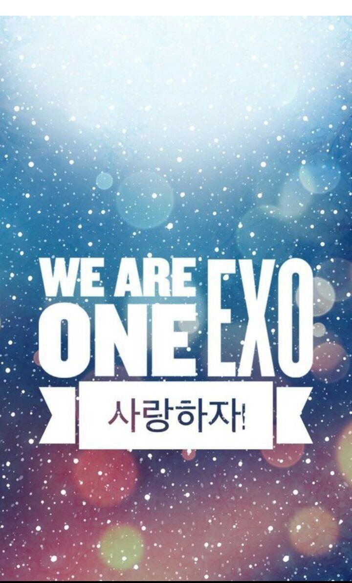 We Are One Exo Exo Exo Lockscreen Exo Kokobop