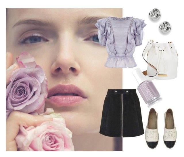 """""""Untitled #16"""" by linasales on Polyvore featuring Chanel, Marc by Marc Jacobs, FOSSIL, Étoile Isabel Marant, Topshop, women's clothing, women's fashion, women, female and woman"""