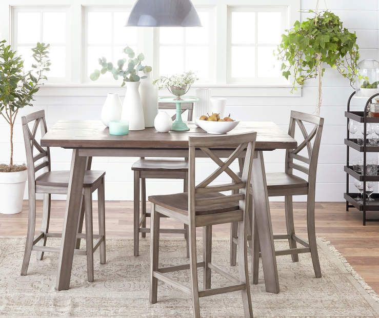 Fairhaven Dining Table Chairs Set At Big Lots House Ideas