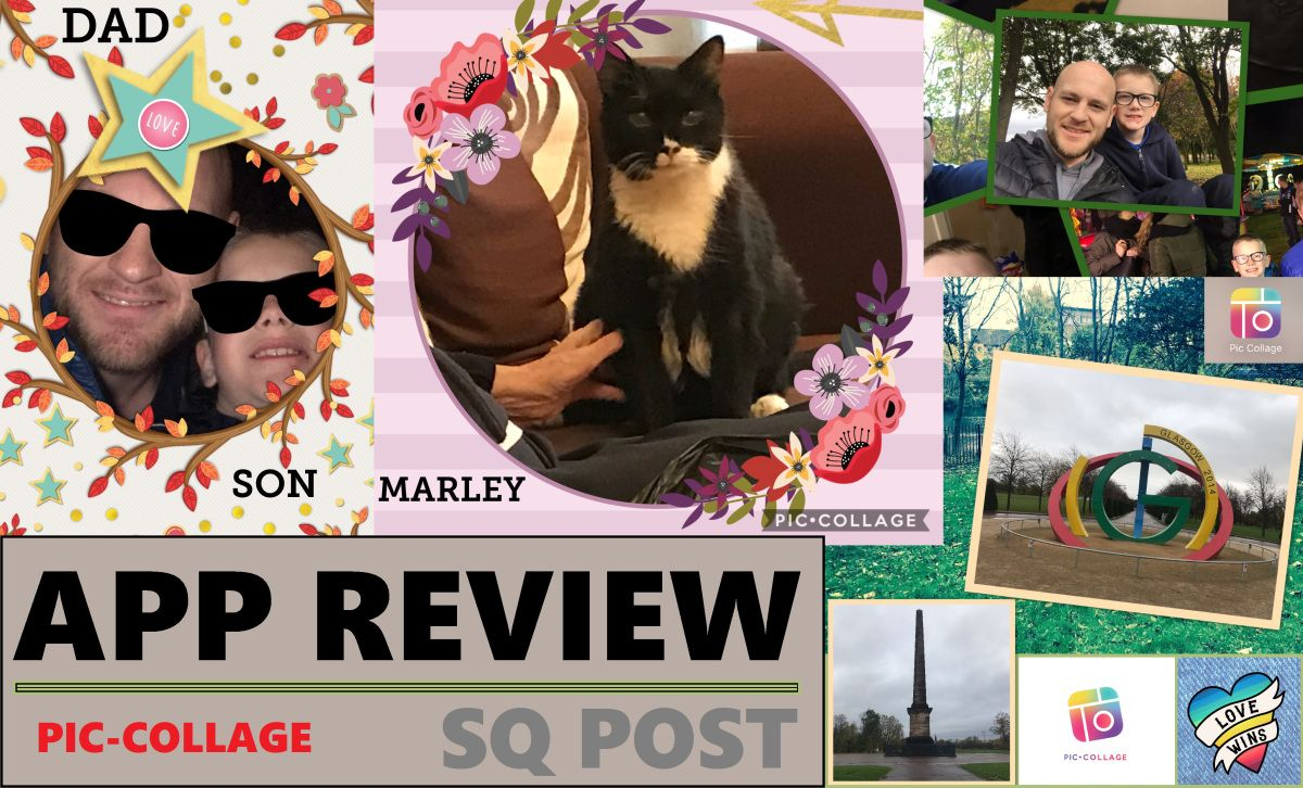 Pic Collage Photo Editor (App Review) Collage photo