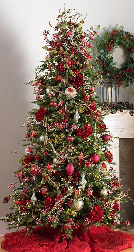 2016 RAZ Christmas Trees Árbol de navidad con temá