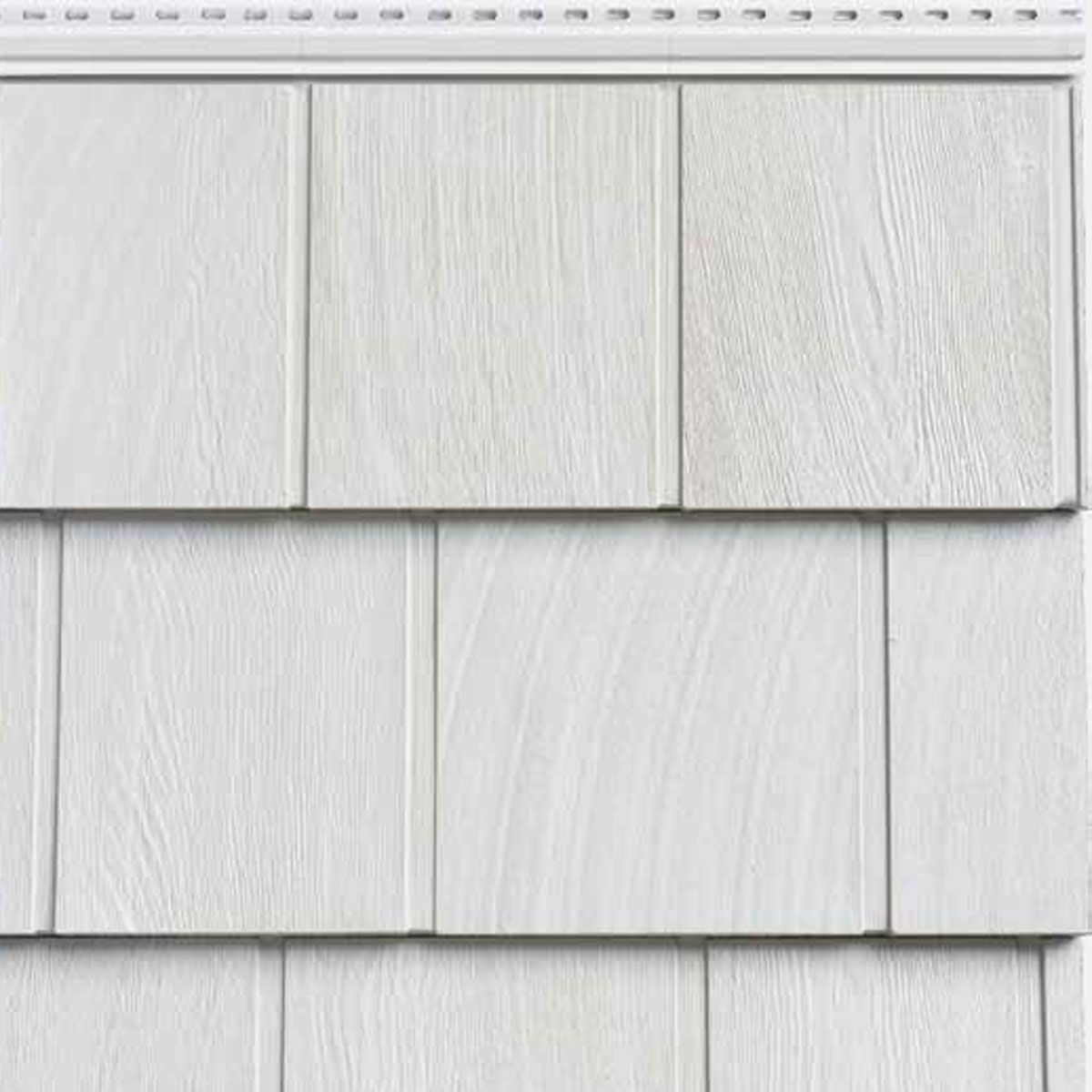 7 W X 60 3 4 L Exposure Vinyl Narrow Sawn Cedar Shingle 34 Panels Ctn 100 Sq Feet Vinyl Shingle Siding Shingle Siding Cedar Shingles