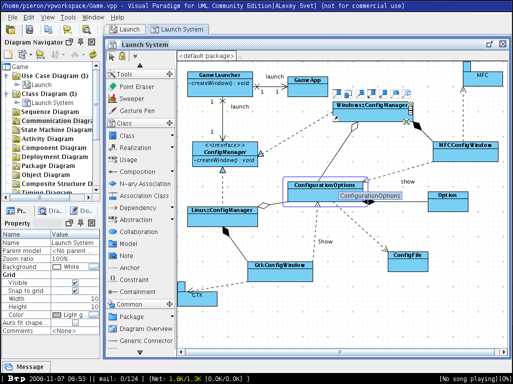 Creating class diagram with visual paradigm tool visual creating class diagram with visual paradigm tool visual paradigm pooptronica Image collections