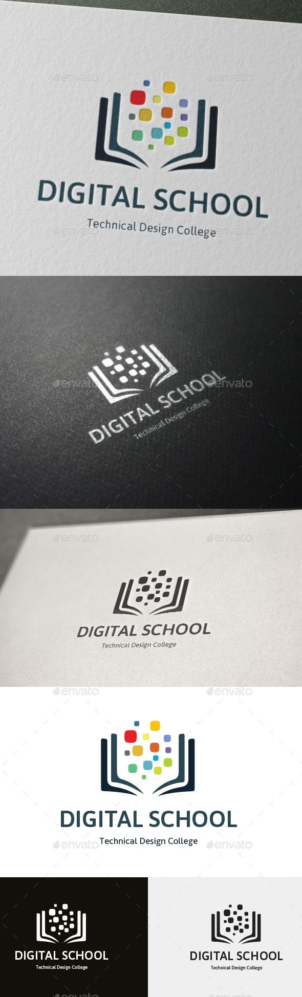 Pin von bashooka web graphic design auf logo template for Grafikdesign schule