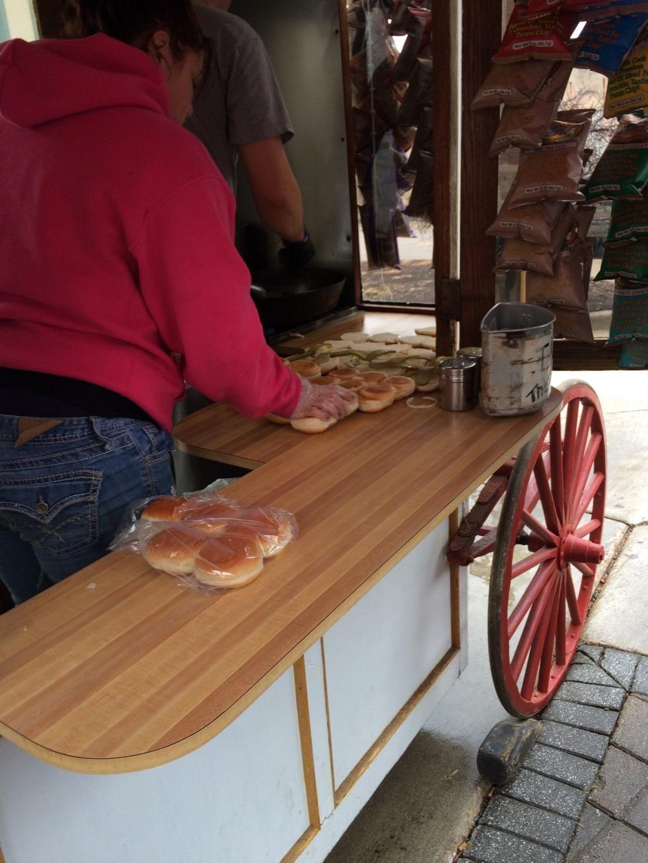 Hamburger wagon miamisburg menu prices reviews