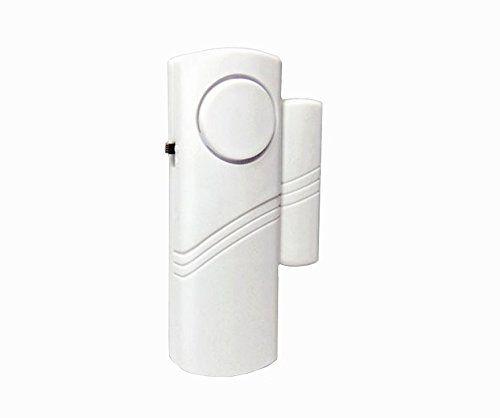Getten 5pcs Wireless Magnetic Sensor Door Window Entry Safety Security Burglar Alarm Bell Burglar Alarm Safety And Security Burglar