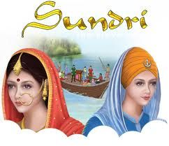 'Sundari' is an inspiration attained from a story of a Girl named Surasti. It is a testimony to the tenets of Sikhism regarding women equal in a rigidly patriarchal society where men are considered superior. Free e-book available at sikhbookclub.com.